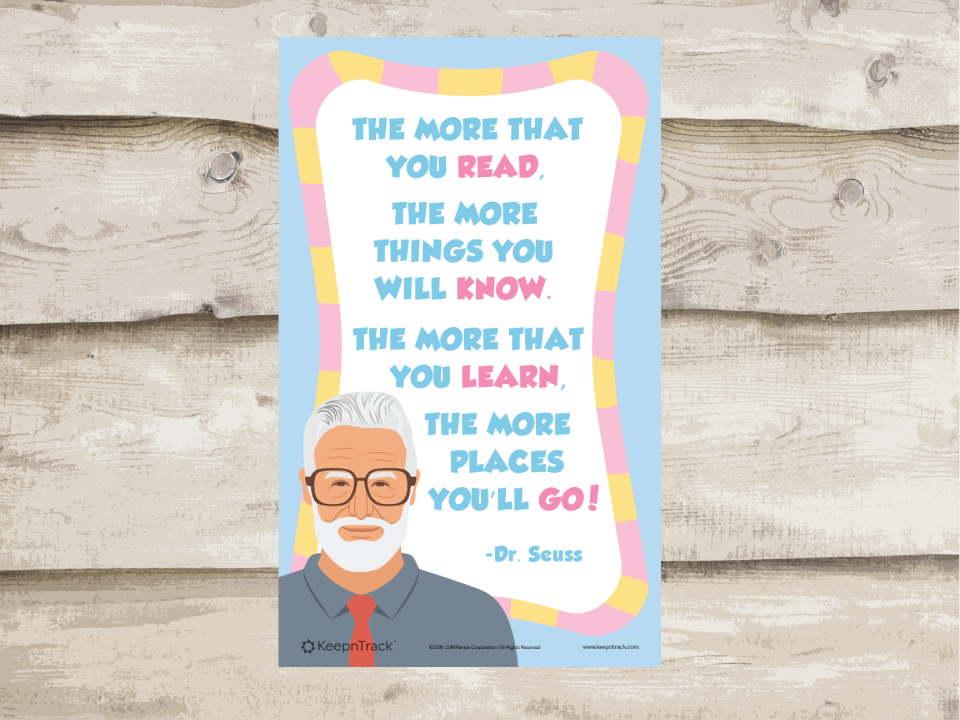Read Across America and Dr. Seuss Day